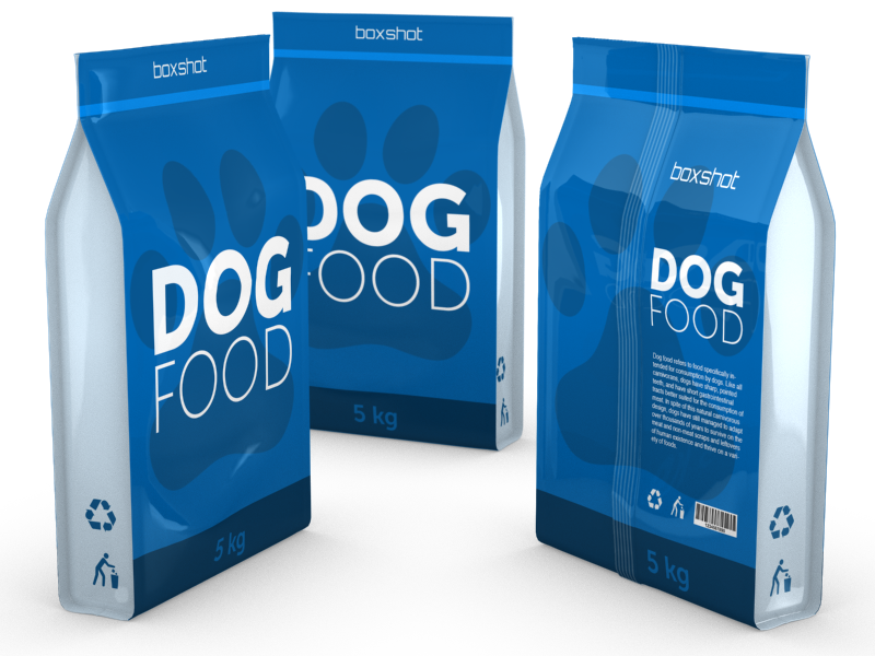 Dog Food Sample Bags